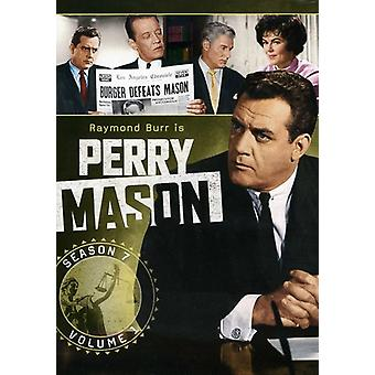 Perry Mason: Vol. 1-temporada 7 [DVD] EUA importar