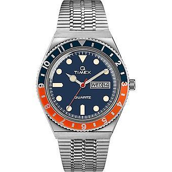 Timex - Relógio de Pulso - Q TIMEX 38MM - TW2U61100