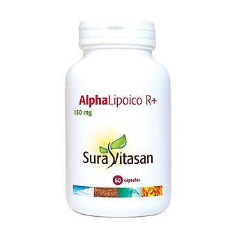 Alpha Lipoic R+ 60 capsules