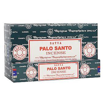 Something Different Satya Palo Santo Incense Sticks (12 Packs)