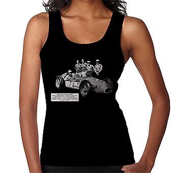 Motorsport Images Monza Roadster Zwycięzca Jim Rathmann Women&s Kamizelka