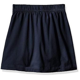 Essentials Girl's Uniform Skort, Navy Blue, XXL(P)