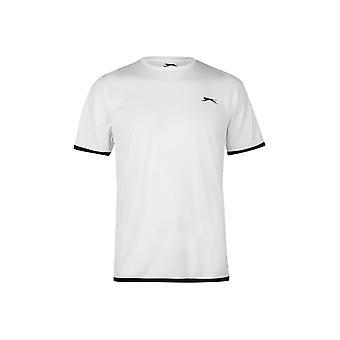 Slazenger Court T Shirt Mens