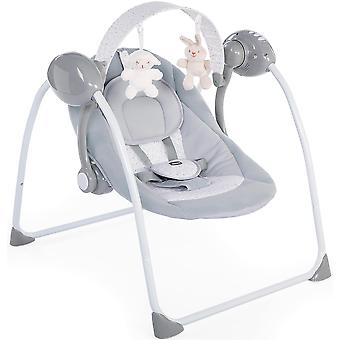 Chicco Relax And Play Baby Swing Cool Grey