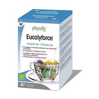 Eucalyforte Bio Infusion 20 units