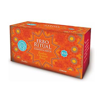 Rooibos ritual erbo and blood orange 20 units