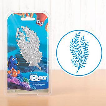 Disney Cutting Dies - Ornate Seaweed