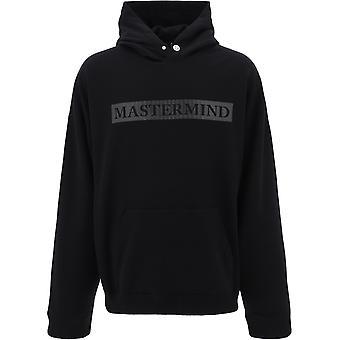 Mastermind World Mw20s05sw050011 Men's Black Cotton Sweatshirt