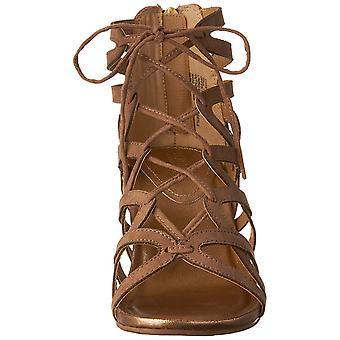 Kenneth Cole reactie Womens Cake Pop Suede Open teen ongedwongen Platform sandalen