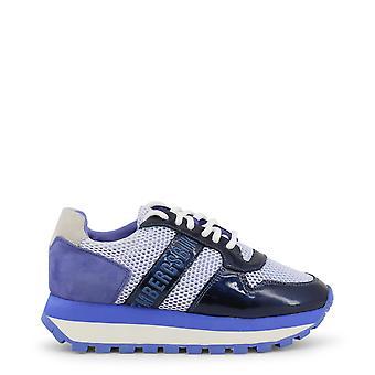 Bikkembergs kvinnor's skor sneakers tyg foder