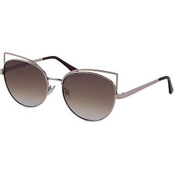 Sonnenbrille Damen Chic    gold/braun (5145)