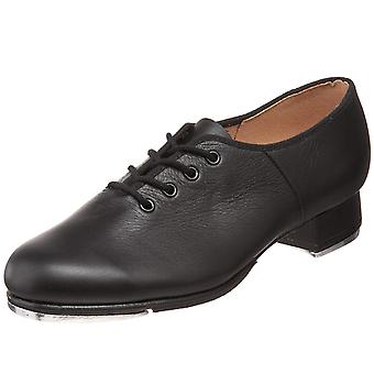 Bloch Womens Dance Now Economy Leather Closed Toe Oxfords