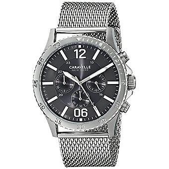 Caravelle New York Clock man Ref. 43A129