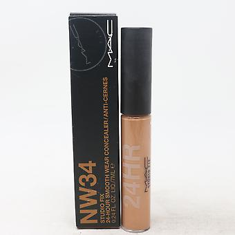 Studio Fix by Mac 24- Hour Smooth Wear Concealer 0.24oz/7ml Spray New With Box
