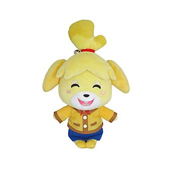 Official Animal Crossing Shizue Isabelle Plushie - 20cm