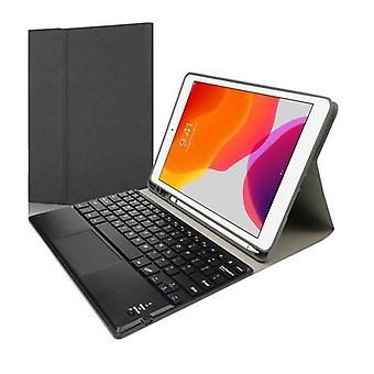 Pro 12.9 Bluetooth Keyboard And Flip Cover For Ipad (2018/2020)
