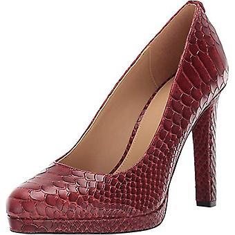مايكل مايكل كورس المرأة & ق الأحذية إيثيل مضخة الجلود مغلقة مضخات توب كلاسيك