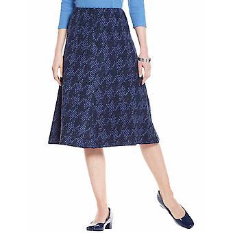 Amber Amber Jacquard Skirt