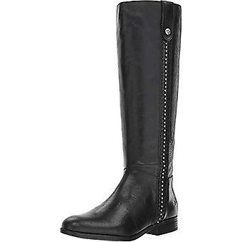 Patricia Nash Womens Carlina Leather Almond Toe Knee High Fashion Boots