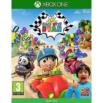 Course avec Ryan Xbox One Jeu