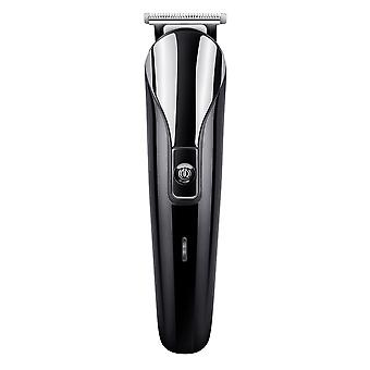 Homemiyn din oțel inoxidabil electric cu șase scop Hair Clipper-aur Usb