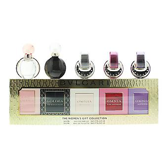 Bvlgari The Women's Gift Collection - Miniature Gift Set For Her