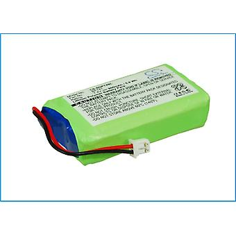 Battery for Dogtra BP74T 2500B 2500T 2500TX 2502 2502B 3500NCP 3500T 3500B 800mA
