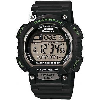 Casio Stl-s100h-1avef Watch - Mäns svarta Chrono Watch