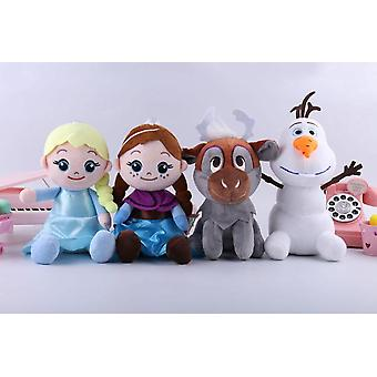 Disney Frozen Lizard Fyllda Plysch Doll, Party Dekoration ActionFigur