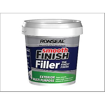 Ronseal Smooth Finish Exterior Ready Mix 1.2kg