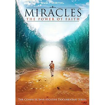 Miracles: Power Of Faith [DVD] USA import