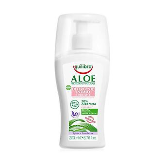 Aloe Delicate Intimate Cleanser 200 ml