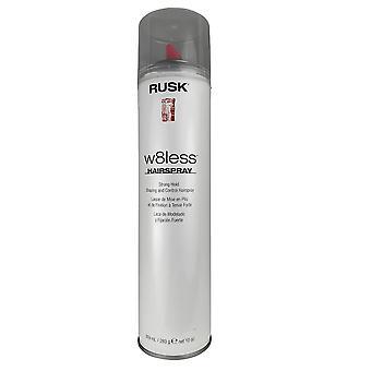 Rusk w8less hairspr 10 oz