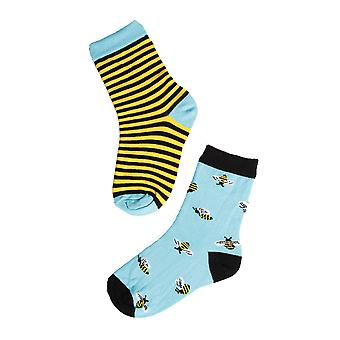 Children's Socks With Bees