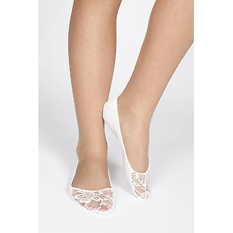 Women's Lacy Steps With Cottony Soles