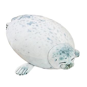 Chubby Blob Seal Pillow,stuffed Cotton Plush Animal Toy Cute Ocean