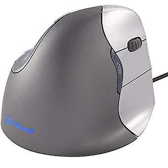 Ergonomic mouse evoluent verticalmouse 4 right large version 4right handed (wired) single version 4