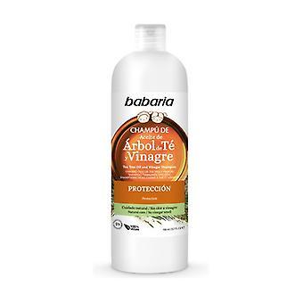 Vinegar Extract And Tea Tree Oil Shampoo 700 ml
