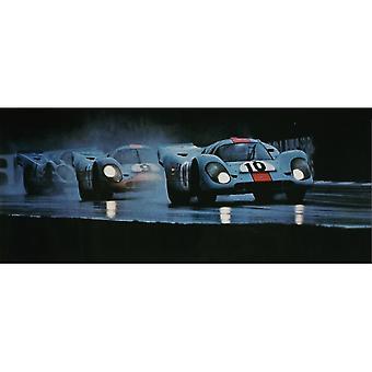 Larrini 917 Porsche Print
