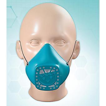 Playmobil näsa & munmask stor turkos