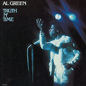 Al Green - Truth N' Time [CD] USA import