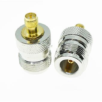 Sma To N Uhf Bnc Rpsma So239 Pl259 Male / Female Rf Connector Adapter - Test