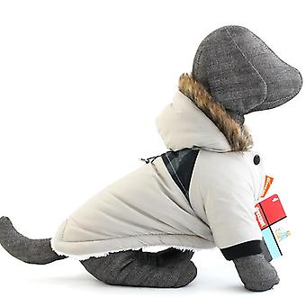 Warm Winter Pet Dog Clothes For Small Dogs