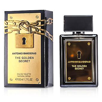 Antonio Banderas The Golden Secret Eau De Toilette Spray 50ml/1.7oz