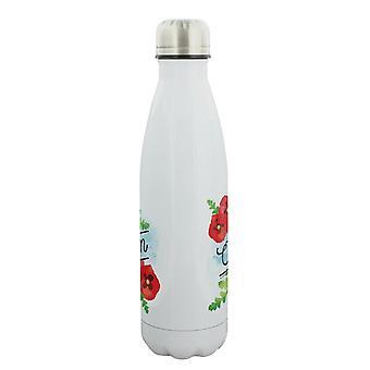 Deadly Detox Opium Stainless Steel Water Bottle
