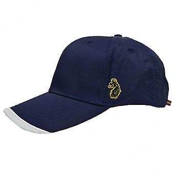 Luke 1977 Pitch Logo Navy Nylon Baseball Cap