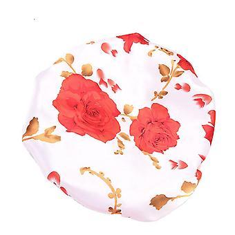 Dvojvrstvové zahusťovacie sprchové čiapky Color6