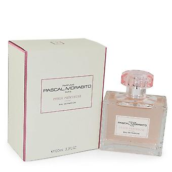 Perle Precieuse Eau De Parfum Spray By Pascal Morabito 3.3 oz Eau De Parfum Spray