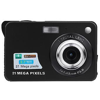 2.7 HD الشاشة كاميرا رقمية 21mp المضادة للاهتزاز كاميرا الكشف عن الوجه