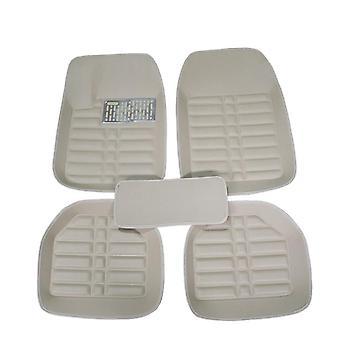 Fünf Sitzwagen-Fußmatten